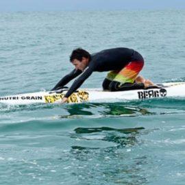 Parko To Paddle The Molokai