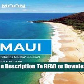 Full version  Moon Maui: Including Molokai & Lanai  For Kindle
