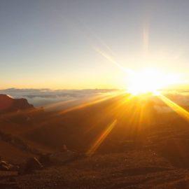 Maui Mountain Sunrise